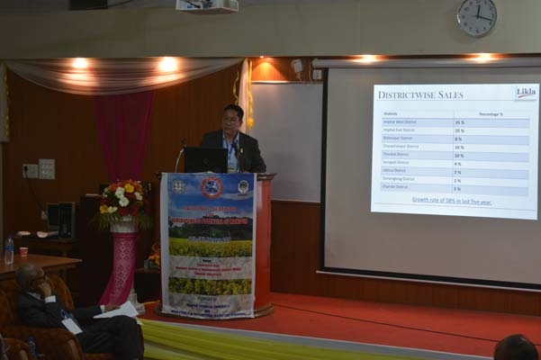 4. Presentation by Joykumar, Thangjam Agro Industries
