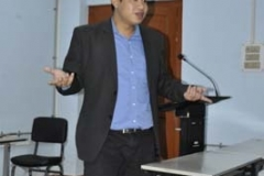 Nongmaithem Anand, Assistant Professor, Department of Civil Engineering, Manipur Technical University