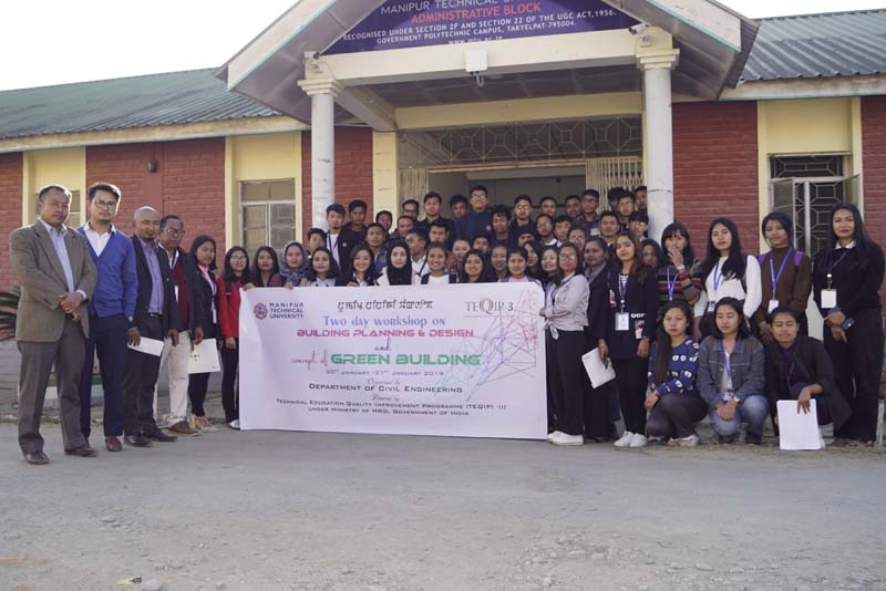 Group photo of participants, resource persons and faculties